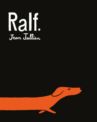 Cover for Ralf by Jean Jullien