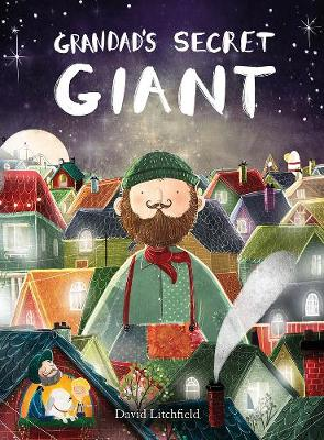 Cover for Grandad's Secret Giant by David Litchfield