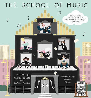 The School of Music by Meurig Bowen, Rachel Bowen