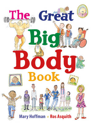 Cover for The Great Big Body Book by Mary Hoffman