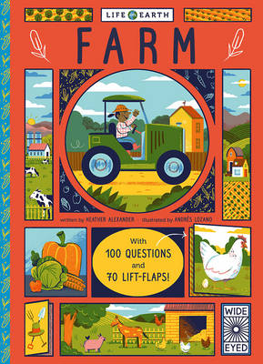 Cover for Life on Earth: Farm by Heather Alexander