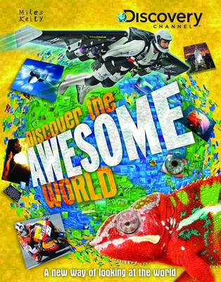 Discover the Awesome World by Amanda Askew