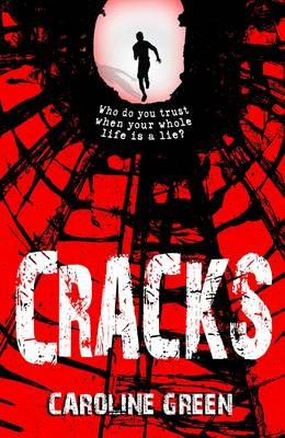 Cracks by Caroline Green