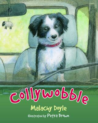 Cover for Collywobble by Malachy Doyle