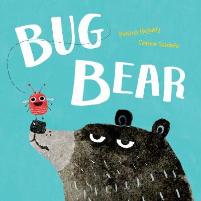 Cover for Bug Bear by Patricia Hegarty