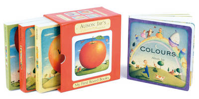 Cover for Alison Jay's My First Board Books Slipcase by Alison Jay
