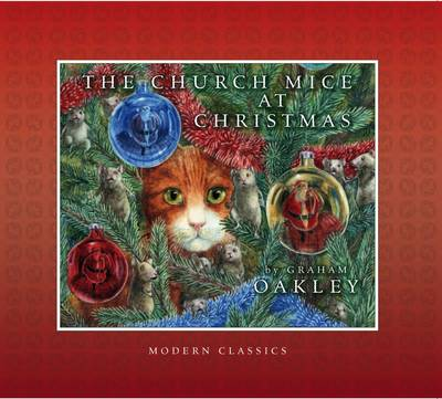 The Church Mouse at Christmas by Graham Oakley