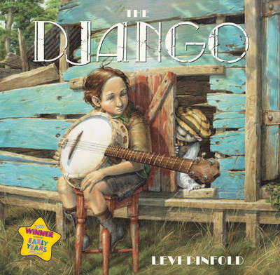 Cover for The Django by Levi Pinfold