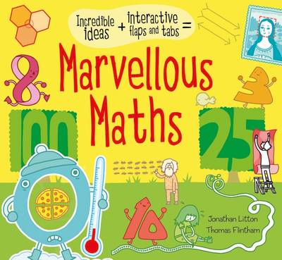 Marvellous Maths by Jonathan Litton