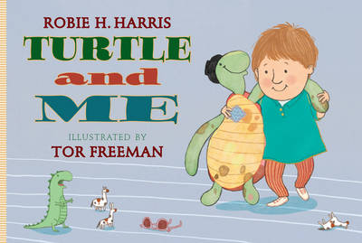 Cover for Turtle and Me by Robie H. Harris