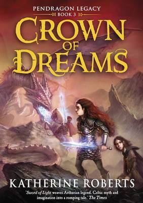 Cover for Crown of Dreams by Katherine Roberts