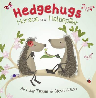 Horace and Hattiepillar by Steve Wilson