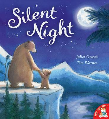Cover for Silent Night by Juliet Groom