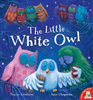 The Little White Owl by Tracey Corderoy
