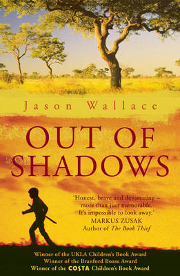 Cover for Out of Shadows by Jason Wallace