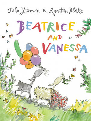 Beatrice and Vanessa by John Yeoman