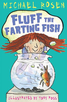 Fluff the Farting Fish by Michael Rosen