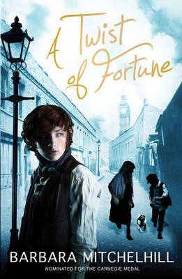 A Twist of Fortune by Barbara Mitchelhill