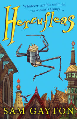 Cover for Hercufleas by Sam Gayton