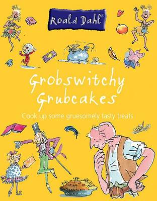 Grobswitchy Grubcakes by Thelma Levitt