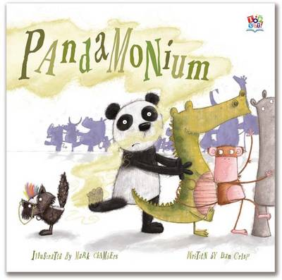 Pandamonium by Dan Crisp
