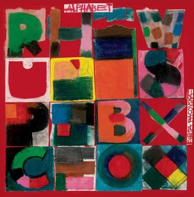 Alphabet by Kvita Pacovska