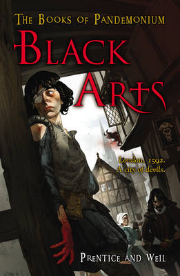 Black Arts The Books of Pandemonium by Andrew Prentice, Jonathan Weil