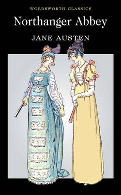 Cover for Northanger Abbey by Jane Austen
