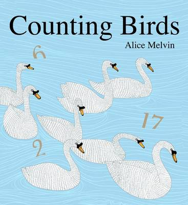 Cover for Counting Birds by Alice Melvin