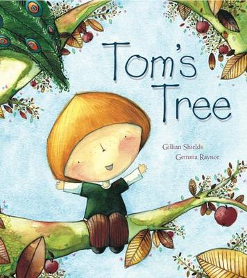 Cover for Tom's Tree by Gillian Shields