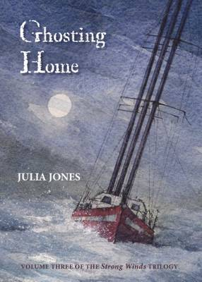 Cover for Ghosting Home by Julia Jones
