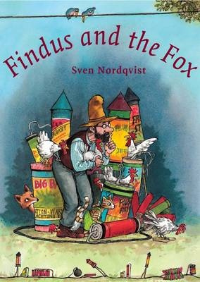Cover for Findus and the Fox by Sven Nordqvist