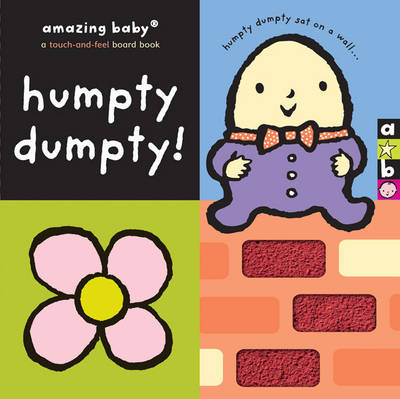 Amazing Baby Humpty Dumpty by Emma Goldhawk