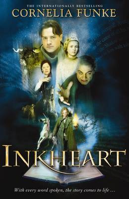 Inkheart Movie Edition by Cornelia Funke