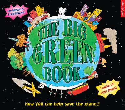 The Big Green Book by Fred Pearce