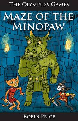 Maze of the Minopaw by Robin Price