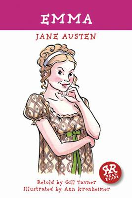 Cover for Emma by Jane Austen - retold by Gill Tavner