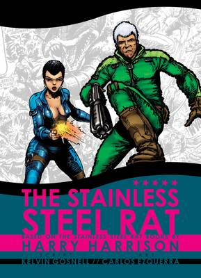 The Stainless Steel Rat by Harry Harrison, Kelvin Gosnell