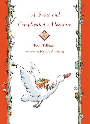 Cover for A Great and Complicated Adventure by Toon Tellegen