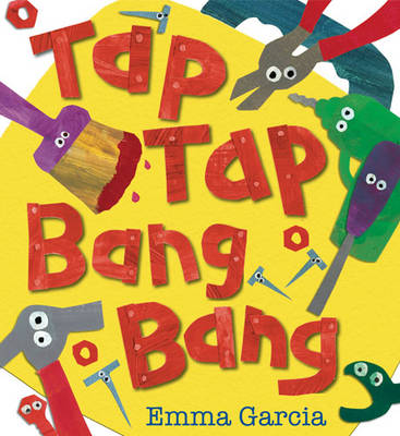 Cover for Tap Tap Bang Bang by Emma Garcia