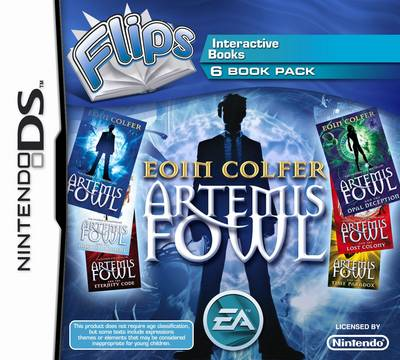 FLIPS: Artemis Fowl (Nintendo DS) by Eoin Colfer