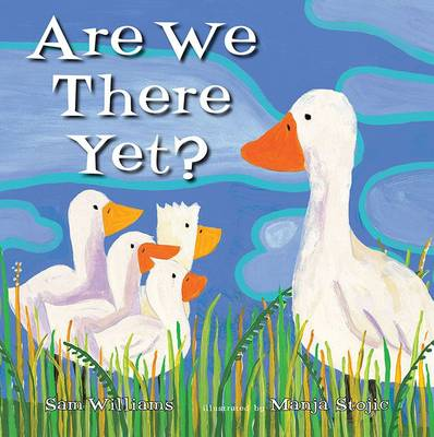 Cover for Are We There Yet? by Sam Williams