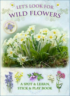 Let's Look for Wild Flowers by Caz Buckingham, Andrea Pinnington