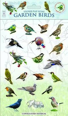 Garden Birds by Caz Buckingham, Andrea Pinnington