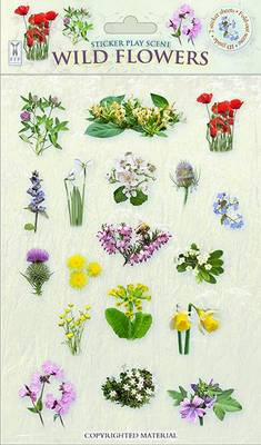 Wild Flowers by Caz Buckingham, Andrea Pinnington