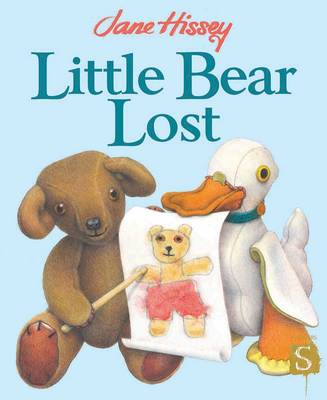 Little Bear Lost by Jane Hissey