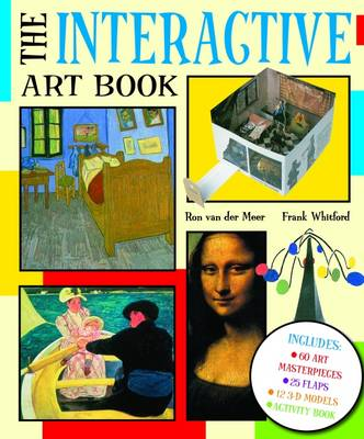 The Interactive Art Book by Frank Whitford