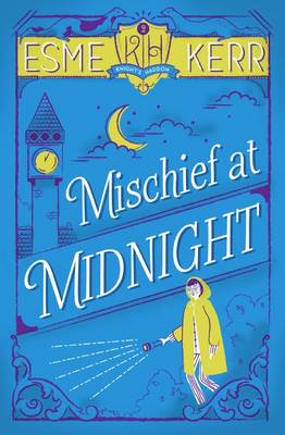 Cover for Mischief at Midnight by Esme Kerr