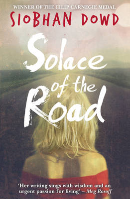 Cover for Solace of the Road by Siobhan Dowd