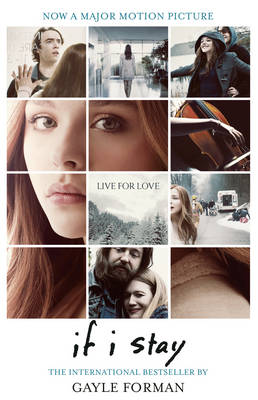 Cover for If I Stay by Gayle Forman